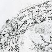 Arabia koristekuvio Zwibel