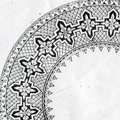 Arabia koristekuvio Alhambra