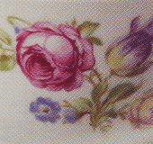 Arabia koristekuvio Kahvipöydän ruusu
