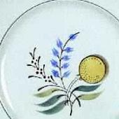 Arabia koristekuvio Windflower