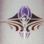 Arabia koristekuvio Crocus