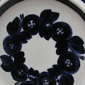 Arabia koristekuvio Anemone