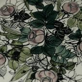 Arabia koristekuvio Ruusu II