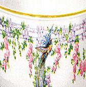 Arabia koristekuvio Weikko