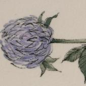 Arabia koristekuvio Flora III