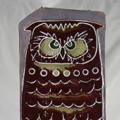 Arabia koristekuvio Pöllö