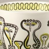 Arabia koristekuvio Ravenna
