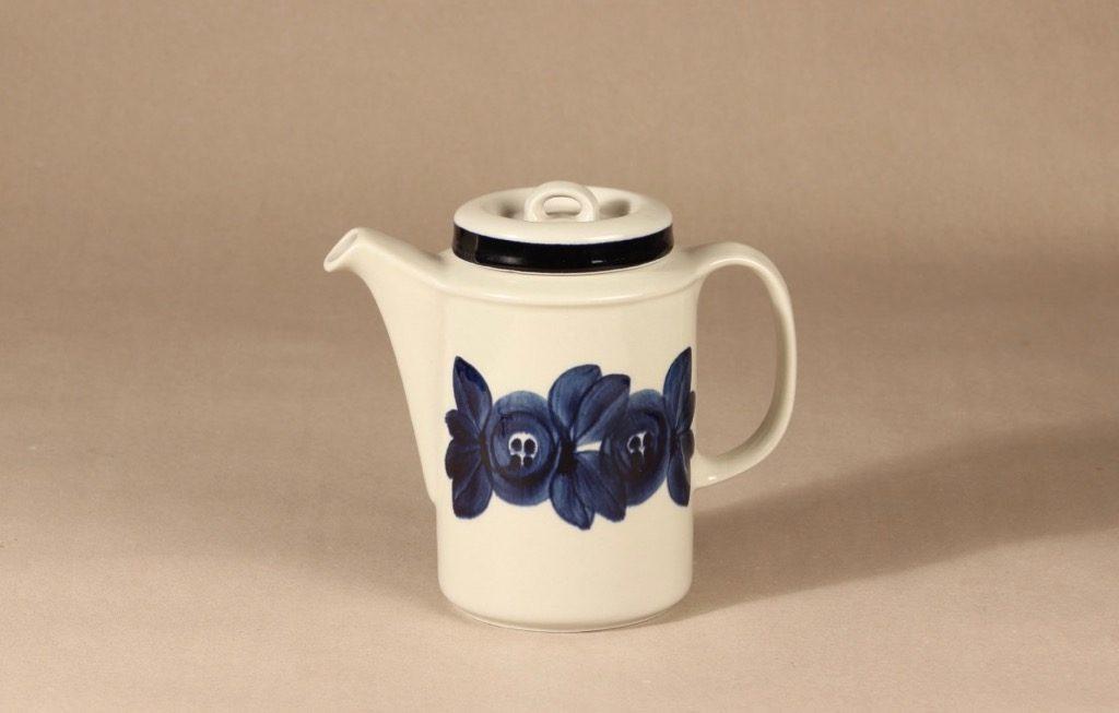 Arabia Anemone kahvikaadin, 1 l design Ulla Procope