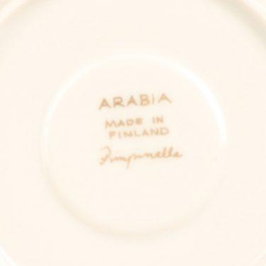 Arabia Pimpinella mokkakupit, lila, suunnittelija Anja Jaatinen, 6kpl kuva 4