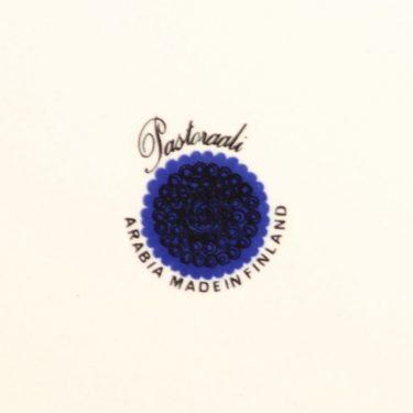Arabia Pastoraali tarjotin, sininen, suunnittelija Esteri Tomula, satuaihe, serikuva kuva 2