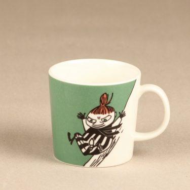 Arabia Muumi mug, Pikku Myy, designer Tove Slotte, muumi-theme