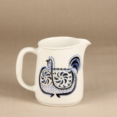 Arabia Lintu kaadin, 1 l, suunnittelija Birger Kaipiainen, 1 l, puhalluskoriste kuva 2