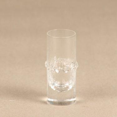 Iittala Niva shot glass, 3 cl, Tapio Wirkkala