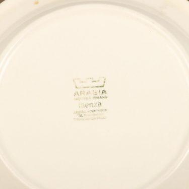 Arabia Faenza lautanen, matala, suunnittelija Inkeri Seppälä, matala, serikuva kuva 3