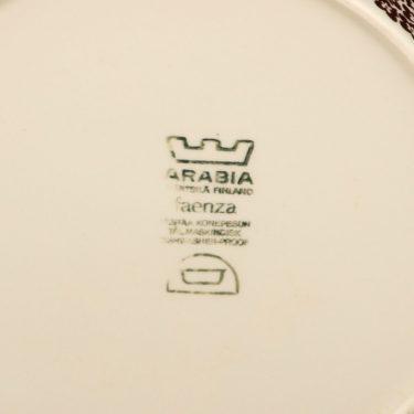 Arabia Faenza kulho, ruskea, suunnittelija Inkeri Seppälä, serikuva kuva 2
