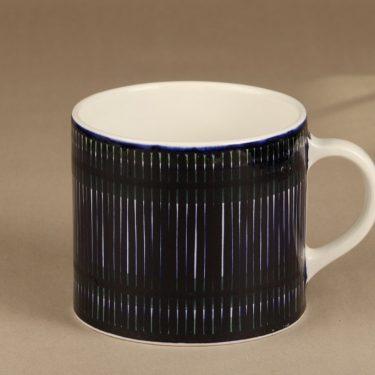Arabia Haarikka mug, 50 cl, diameter Gunvor Olin-Gronqvist, hand-painted, signed