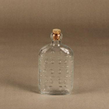 Riihimäen Lasi Kirsi pullo, 25 cl, suunnittelija Nanny Still, 25 cl