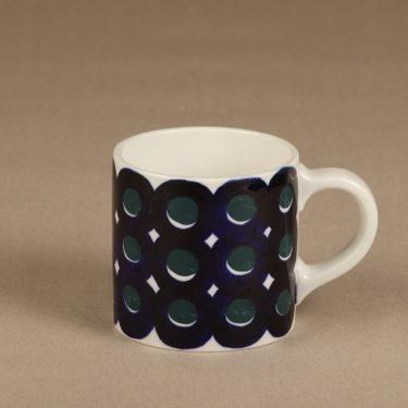 Arabia Haarikka mug, 40 cl, designer Gunvor Olin-Gronqvist, hand-painted, signed