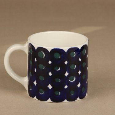 Arabia Haarikka mug, 50 cl, designer Gunvor Olin-Gronqvist, hand-painted, signed, 2