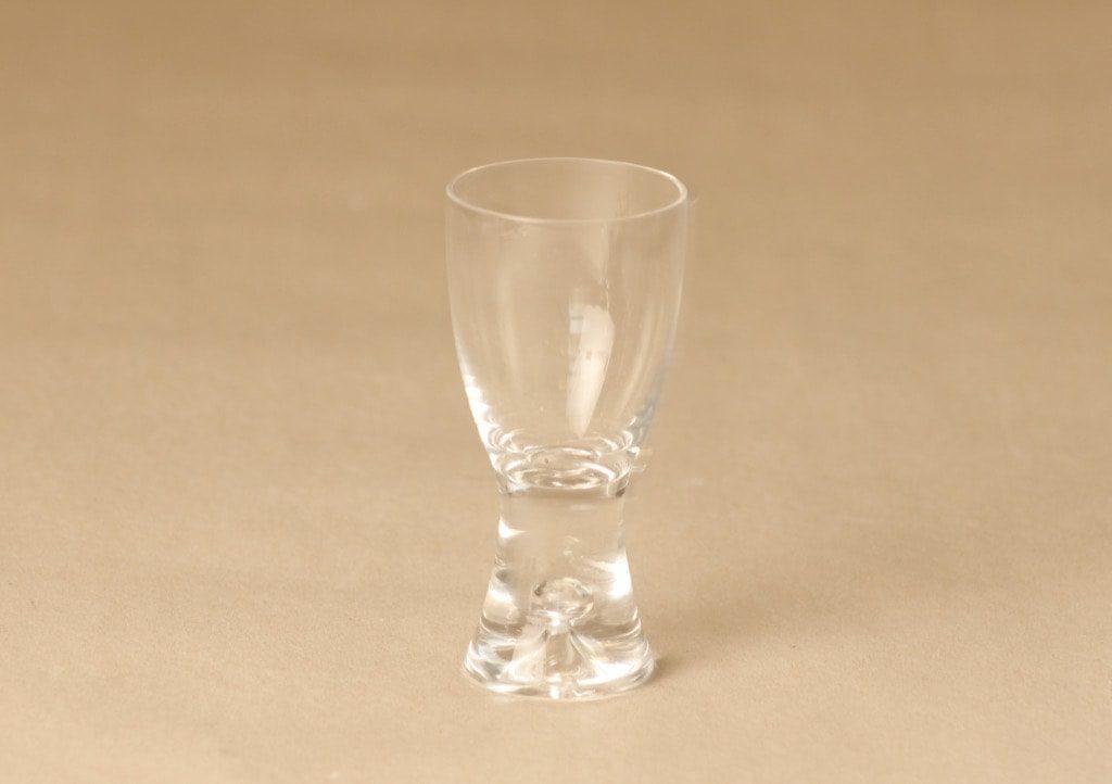 Iittala Tapio glass, clear, Tapio Wirkkala,
