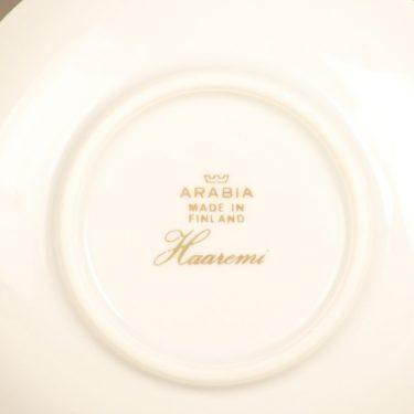 Arabia Haaremi kahvikuppi, kulta, suunnittelija Esteri Tomula, serikuva kuva 2