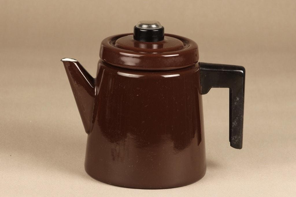 Finel Pehtoori coffee pot, 1,5 l, designer Antti Nurmesniemi