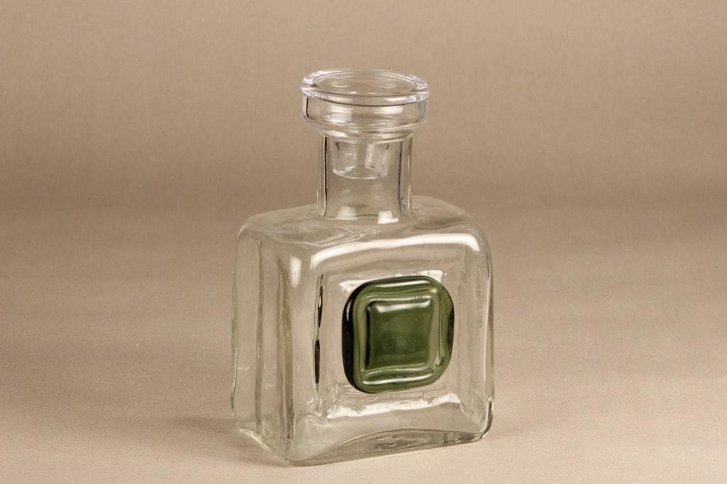 Riihimäen lasi Nappi karahvi, kirkas