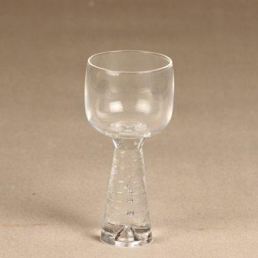Iittala Arkipelago wine glass, clear, Timo Sarpaneva