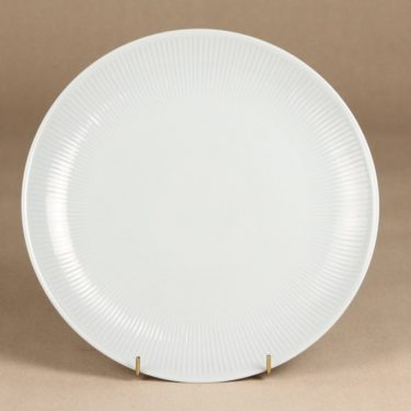 Arabia Sointu serving plate, light blue, designer Kaj Franck