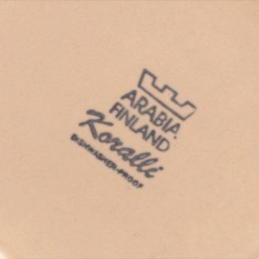 Arabia Koralli kaadin, 1 l, suunnittelija Raija Uosikkinen, 1 l kuva 2