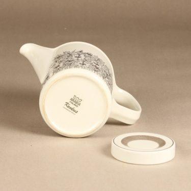 Arabia Krokus kahvikaadin, 1 l, suunnittelija Esteri Tomula, 1 l, serikuva kuva 3