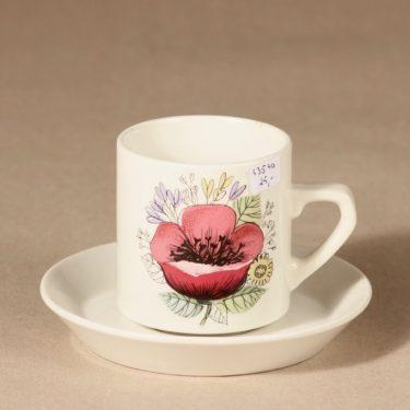 Arabia Valmu kahvikuppi