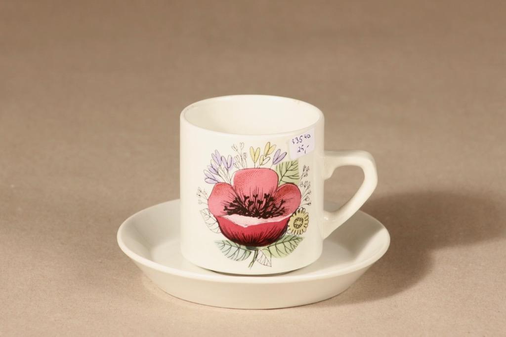 Arabia Valmu coffee cup