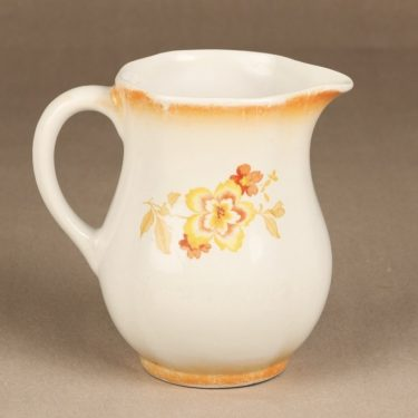 Arabia IO jug, 1 l, flower decoration
