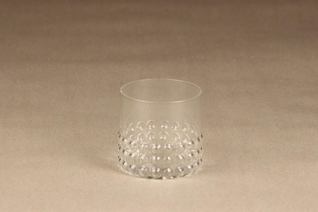 Riihimäen Lasi Grappo lasi, 15 cl, suunnittelija Nanny Still, 15 cl