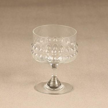 Riihimäen Lasi Grappo cocktali lasi, 14 cl, suunnittelija Nanny Still, 14 cl