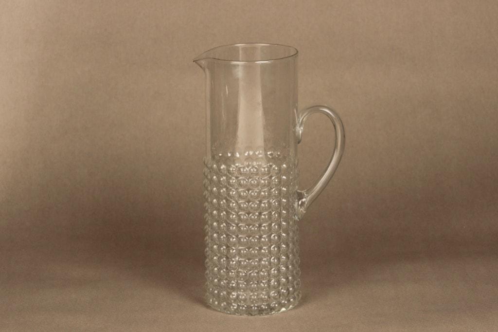 Riihimäen lasi Grappo kaadin, 1,5 l, suunnittelija Nanny Still, 1,5 l