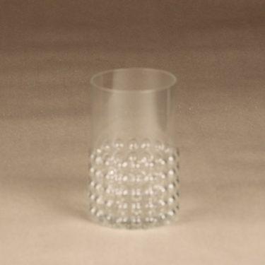 Riihimäen lasi Grappo lasi, 40 cl, suunnittelija Nanny Still, 40 cl