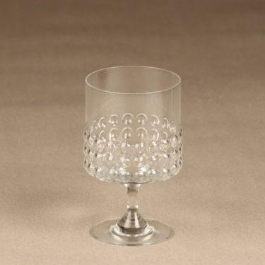 Riihimäen lasi Grappo punaviinilasi, 30 cl, suunnittelija Nanny Still, 30 cl