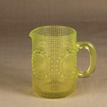 Riihimäen lasi Grapponia jug, 1 l, designer Nanny Still