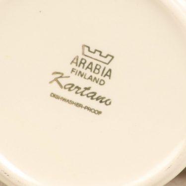 Arabia Kartano kaadin, 1 l, suunnittelija Esteri Tomula, 1 l, painettu ja maalattu kuva 3