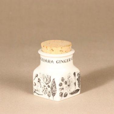 Arabia maustekuva maustepurkki, serikuva, suunnittelija Esteri Tomula,  kuva 2
