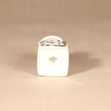Arabia maustekuva maustepurkki, serikuva, suunnittelija Esteri Tomula,  kuva 3