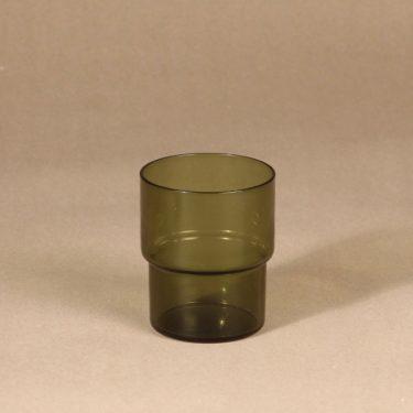 Nuutajärvi pinottava lasi lasi, 25 cl, suunnittelija Saara Hopea,