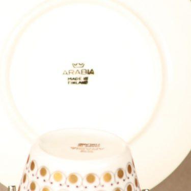 Arabia Mekka coffee cup, silk screening, Esteri Tomula, 3