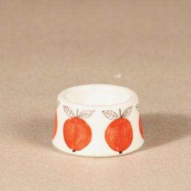 Arabia Marja munakuppi, käsinmaalattu, suunnittelija Esteri Tomula,