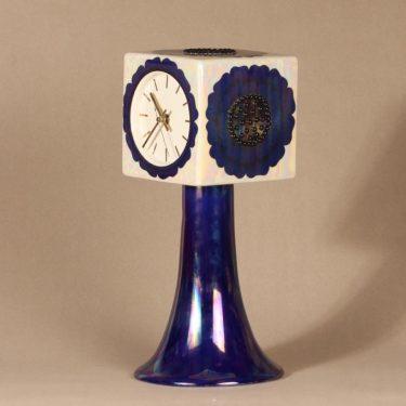 Arabia kello, käsinmaalattu, suunnittelija Birger Kaipiainen,  kuva 2