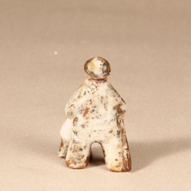Arabia figuuri, käsinmaalattu, suunnittelija Sakari Vapaavuori, käsinmaalattu kuva 3