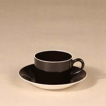 Arabia TH mocha cup, black