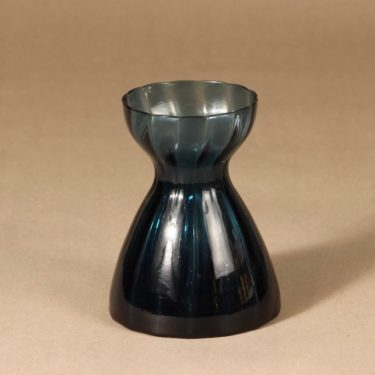Kumela Hyasintti vase, blue-gray, small
